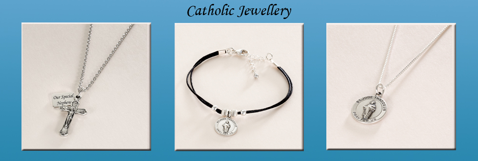 Personalised Catholic Jewellery UK